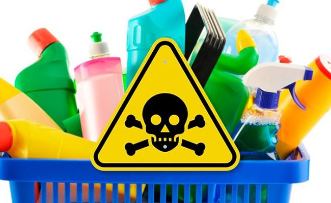Химическое отравление