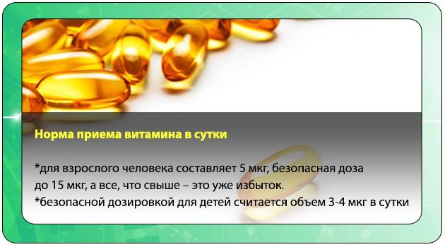 Дозировка Омега-3
