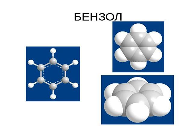 Отравление бензолом