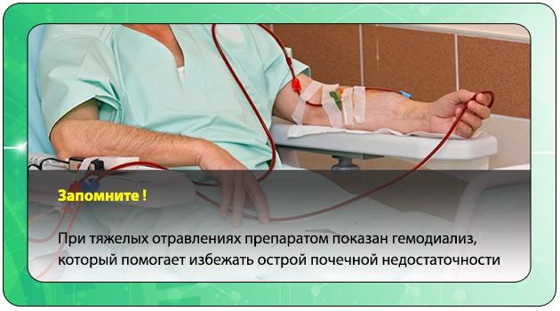 Очищение крови от токсинов