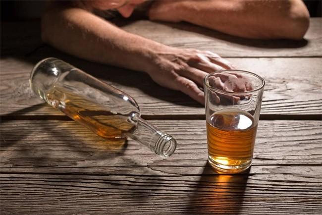 Отравление суррогатами алкоголя