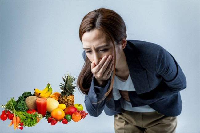 Питание при пищевом отравлении