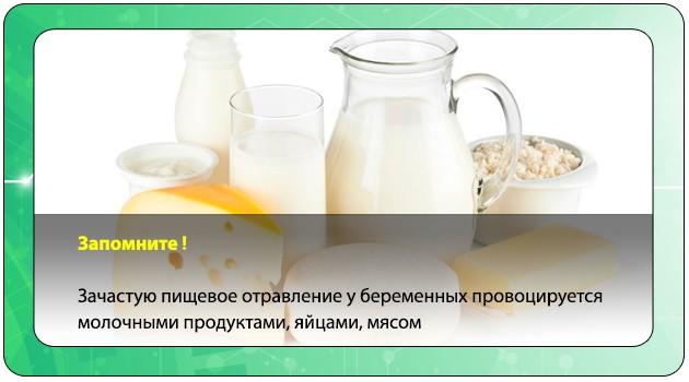 Беременность диета при отравлении