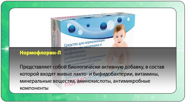 Нормофлорин-Л