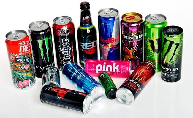 Передозировка энергетическими напитками