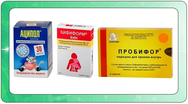 Препараты - аналоги Линекса