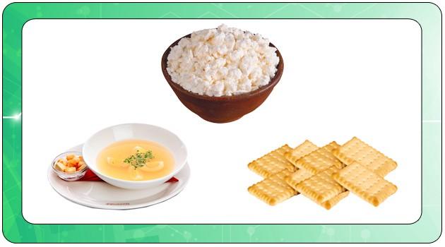 Рекомендуемое питание при интоксикации