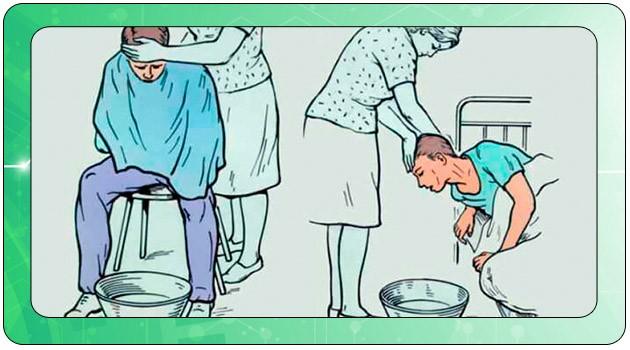 Ресторанный метод промывания желудка