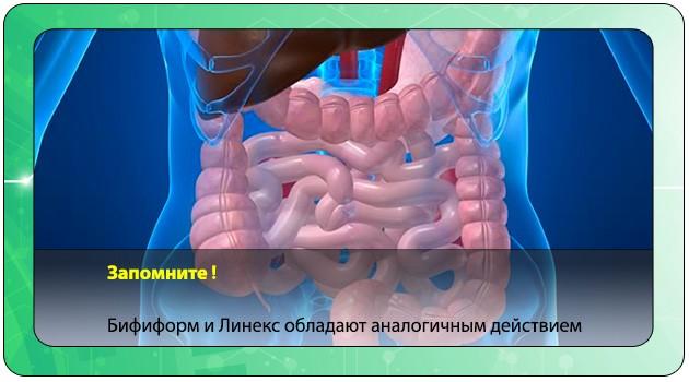Улучшение функций кишечника