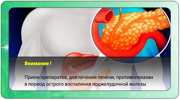 Острое воспаление поджелудочной железы