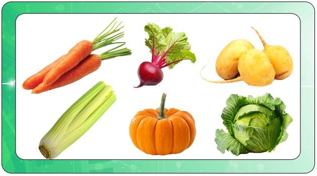Овощи для сокотерапии