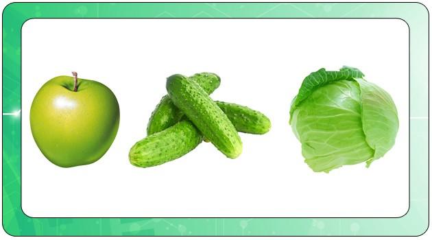 Овощи со смягчающим эффектом