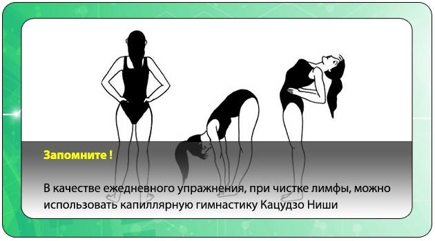 Упражнения по Кацудзо Ниши