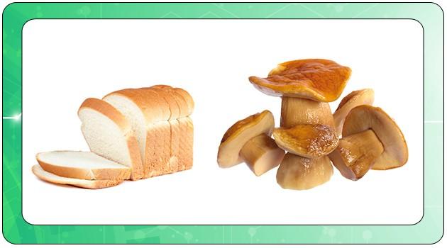 Хлеб и грибы