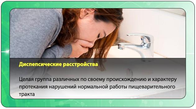 Диспепсические расстройства
