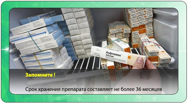 Хранение аптечных средств