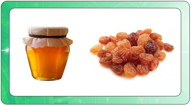 Мед и изюм