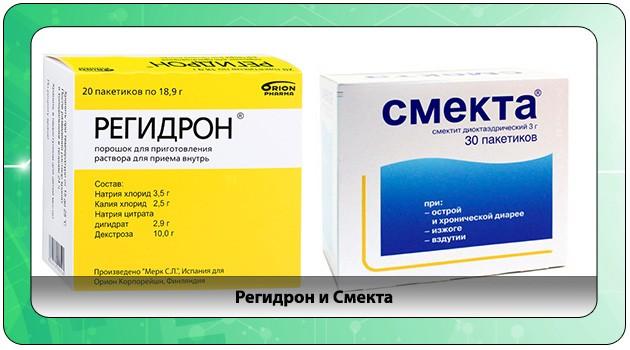 Препараты при поносе
