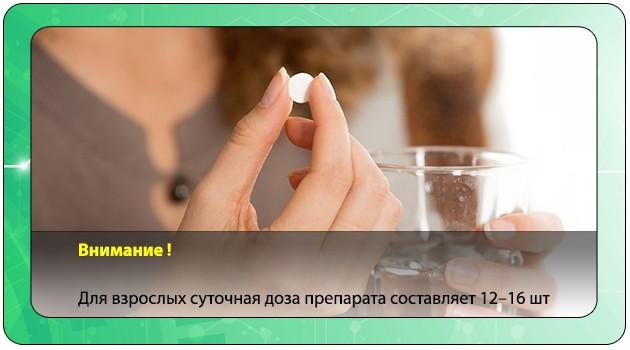 Суточная доза Полифепана