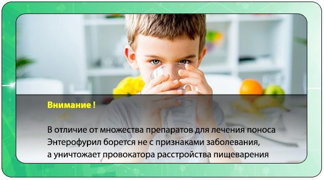 Фармакологическое действие Энтерофурила