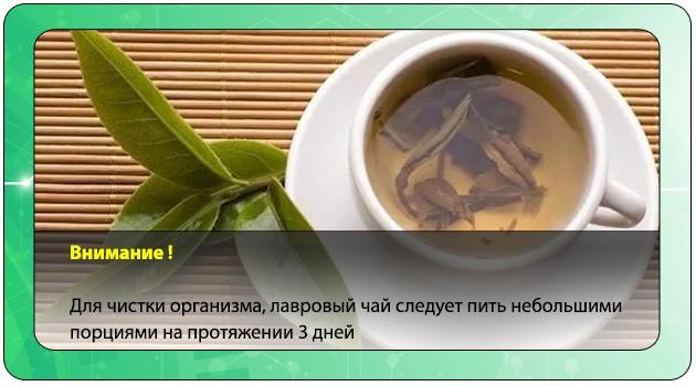 Напиток с лавровым листом