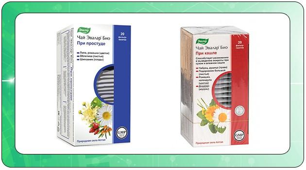 Напитки для лечения кашля и простуды