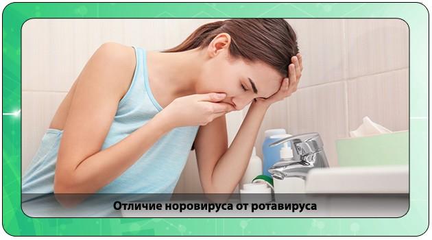 Приступы тошноты при ротавирусе