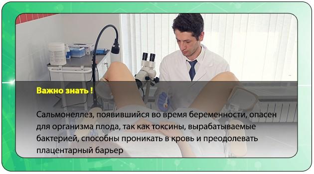 Определение инфекции при беременности