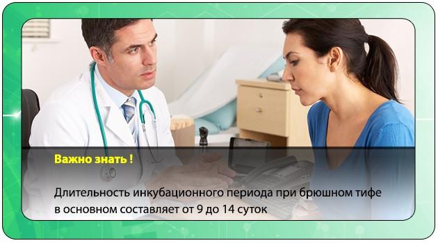 Разговор врача с пациентом