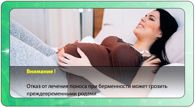 Симптомы преждевременных родов