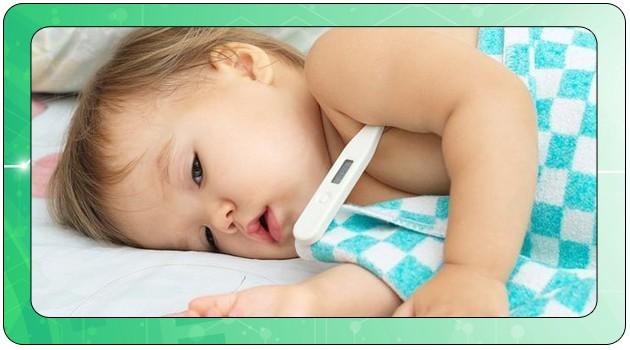 Ребенок болен ротавирусом