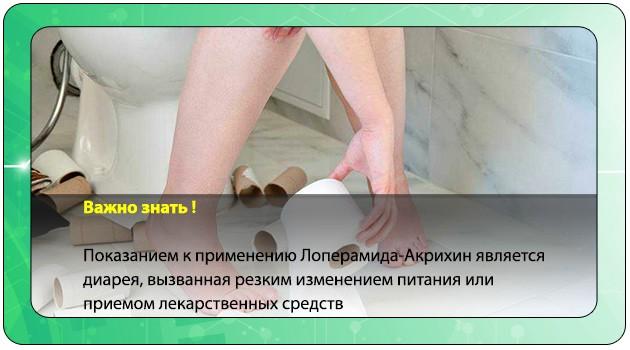 Диарея вызванная приемом лекарственных средств