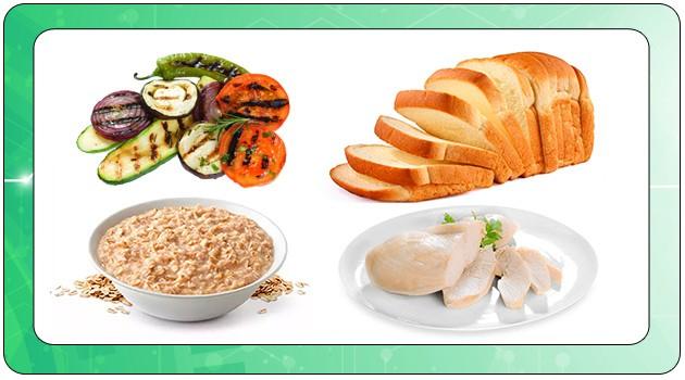 Разрешенные продукты питания при ротавирусе