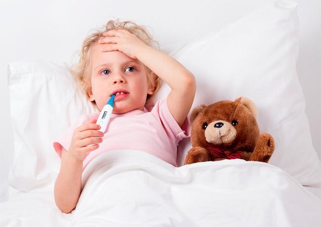 Симптомы ротавируса у ребенка
