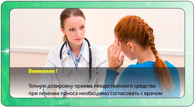 Согласование дозировки препарата с врачом