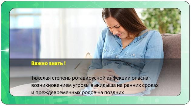 Угроза прерывания беременности на позднем сроке