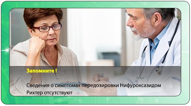 рач рассказывает пациенту о препарате