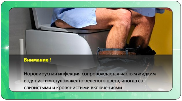 Признаки жидкого стула у мужчины