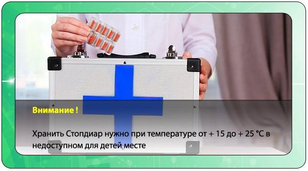 Кейс с лекарствами