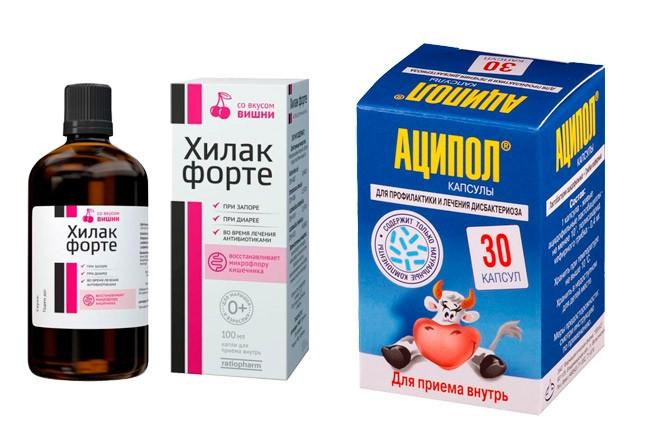 Препараты для лечениия нарушений функций ЖКТ
