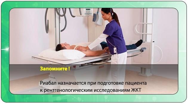 Рентгенографическое исследование желудка